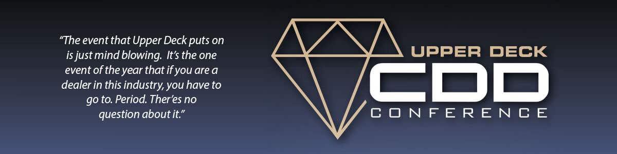 Upper Deck Certified Diamond Dealer Conference