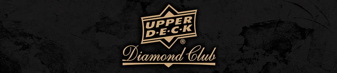 Welcome to the Upper Deck Diamond Club!