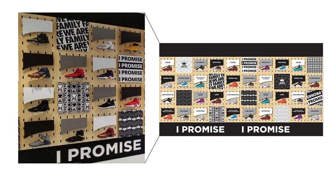 Join LeBron James' Family Foundation in Donating for their first I Promise School!